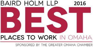 Best Places To Work Omaha 2016