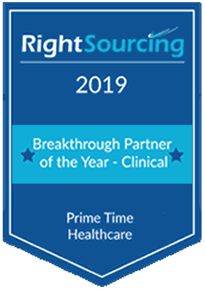 Right Sourcing 2019 Breakthrough Partner of the Year - Clinical