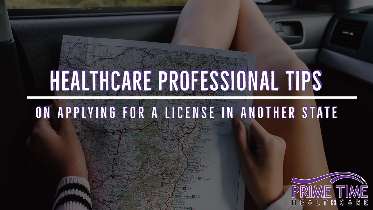 Travel Healthcare Licensing