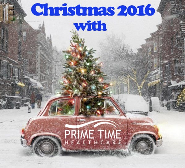 Prime Time Healthcare - Christmas Playlist