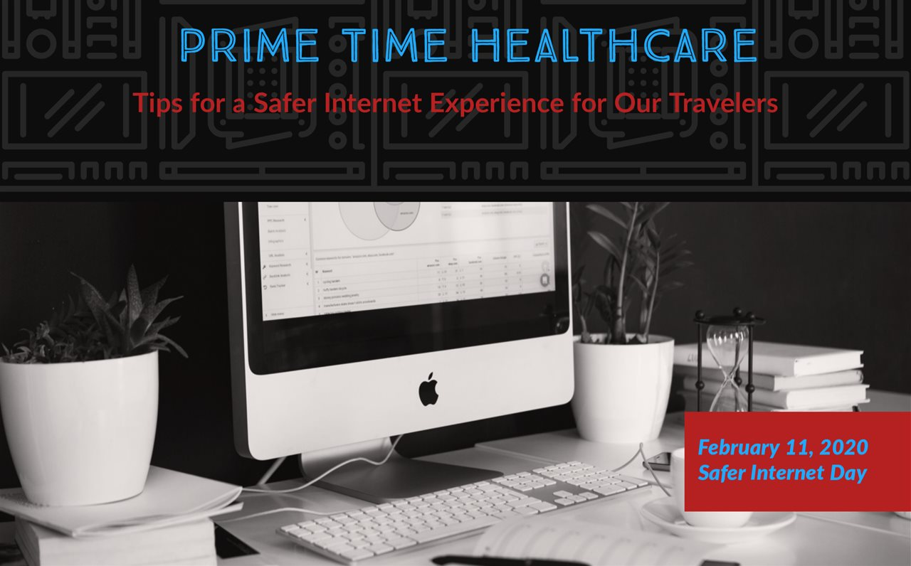 Tips for a Safer Internet for Our Travelers