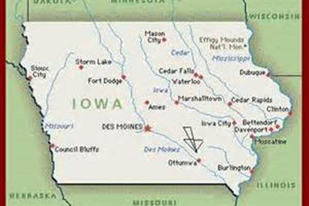 map of ottumwa iowa Psych Rn Registered Nurse Nights Ottumwa Ia map of ottumwa iowa